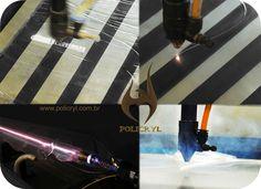 Nós temos máquinas laser, para cortar o seu produto com precisão e rapidez.  We have laser machines, to cut your product with accurately and quickly.