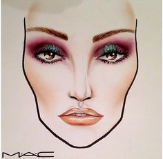MAC Face Chart                                                                                                                                                     More
