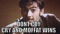 Moffat always wins...