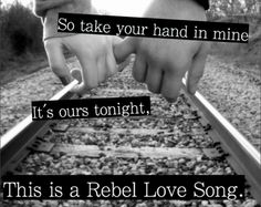 Rebel Love Song - Black Veil Brides  <3