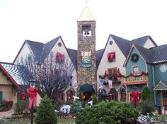 Pigeon Forge, TN, - Incredible Christmas Place.This is a beautiful store and you can buy online.