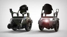 Predator 4 X 4 Power Wheelchair By Radical Mobility Via