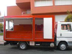 se vende cami�n abierto  5000kilos carga �til 1670kilos,tiene electricidad en el interior,botellero,maquina regristradora, frigorifico mostrador  6 20 largo desmontable etc, precio a tratar