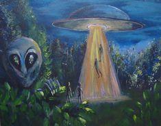 Месть инопланетян