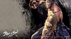 Видеоигры Blade & Soul  Обои