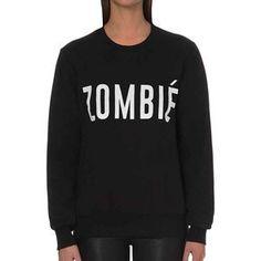 Zombie New Mum Sweatshirt