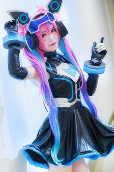 王者荣耀 cosplay   半次元-第一中文COS绘画小说社区