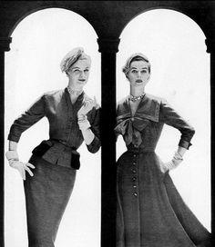 1950s fashion- 1954