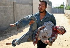 Image of the Palestinian Genocide