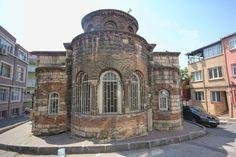Hırami Ahmet paşa camii(Aya Yani kilisesi)/Çarşamba/İstanbul