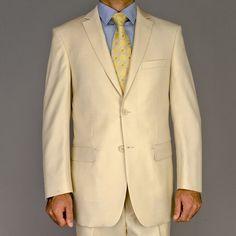 Men's 2-Button Suit