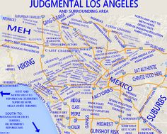 Judgy Maps Divide Neighborhoods Into Their Worst Stereotypes   Co.Design