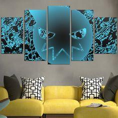 Www Wall Art De 5 panel fire emblem corrin male wall art canvas | fire emblem