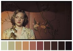 Movies In Color, Color In Film, Movie Color Palette, Colour Pallette, Tag Art, Les Miserables Movie, Famous Movie Scenes, Cinema Colours, Color Script