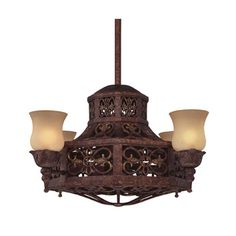 """You'll love the Fire Island 28"""" Naples Ceiling Fan at Wayfair - Great Deals on all Lighting  products with Free Shipping on most stuff, even the big stuff."""