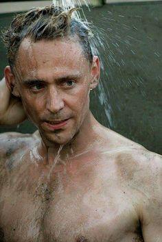 Wet beauty.