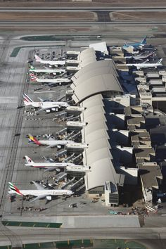 Tom Bradley International Terminal, LAX (