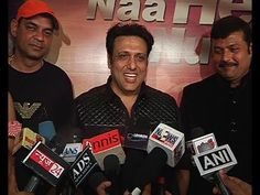 Bollywood Actor Govinda at the launch of music album Naa Heere Nu Sata, held in Mumbai, during an interview Govinda says his favourite shayari on chocolate d. Baseball Cards, Chocolate, Music, Youtube, Sports, Fictional Characters, Musica, Hs Sports, Musik
