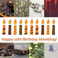 """""""Art writing is in service of the art the artists and the art lovers and ongoing critical reviews are essential for all three. That if anything is going to keep us here at Akimblog going for another ten."""" - Akimblog Editor Terence Dick  In 2016 we celebrated 10 years of writing on #Akimblog. Thank you to the writers artists curators museums artist-run centres galleries gallerists collectives and creative folks who continue to inspire us.   Catch up on 10 years of Akimblog akimbo.ca/akimblog…"""