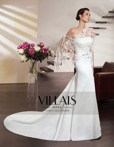 ** PINTA ** VILLAIS - Custom Made Designed by Sara Villaverde www.villais.com