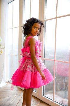 First Birthday Dresses, Birthday Girl Dress, Baby Birthday, Dress First, Newborn Girl Dresses, Girls Dresses, Flower Girl Dresses, Short Dresses, Fairy Princess Costume