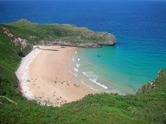 15. Playa de Ballota, Asturias