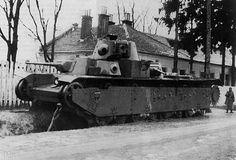 T28 Soviet heavy tank