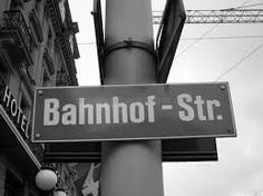 Travel With MWT The Wolf: World famous streets Bahnhofstrasse Zurich Switzer...