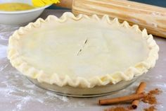 PALEO PIE CRUST: Who says you can't have pie if you're on the Paleo or GAPS/SCD? You can! (MARIA RICKERT HONG NUTRITIONAL HEALING, www.MariaRickertHong.com)