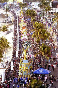 Mazatlan Carnival-Muy pronto estare ahi disfrutando del Carnival