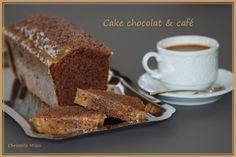 Cake chocolat & café