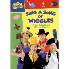 The Wiggles: Sing a Song of Wiggles! (Widescreen)