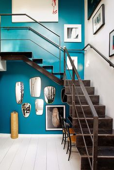 Méchant Studio Blog: a duplex in Paris