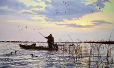 Wildlife Experience features all Peter Corbin prints and art. Shop here and save on all Peter Corbin prints. Hunting Art, Duck Hunting, Waterfowl Hunting, Duck Decoys, Draw On Photos, Wildlife Art, Hunters, Ducks, Photo Art