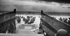 Dramatic Original Footage of D-Day Landings At Omaha Beach (Watch)