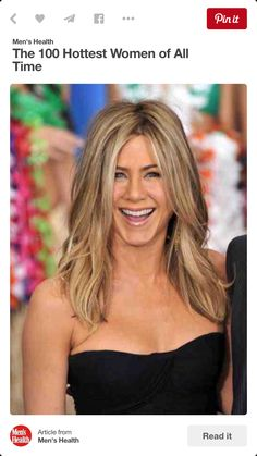 New Hair Cuts Blonde Jennifer Aniston Ideas Jennifer Aniston Haircut, Jennifer Aniston Hair Color, Jennifer Aniston Hair Friends, Hair Styles 2016, Short Hair Styles, Short Thin Hair, Short Blonde, Curly Blonde, Haircut And Color