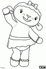 doc mcstuffins coloring pages - Google Search
