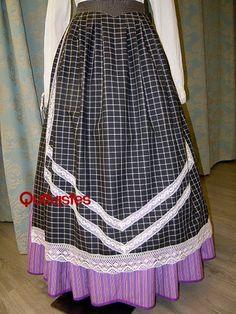 indumentaria aragonesa - Buscar con Google Apron, Regional, Traditional, Skirts, Google, Ideas, Fashion, Medieval Gown, Traditional Dresses