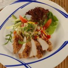 Diétás és finom fogások! Több, mint 60 kímélő és olcsó recept! | Receptek | Mindmegette.hu Grains, Rice, Mexican, Chicken, Meat, Ethnic Recipes, Food, Diets, Essen