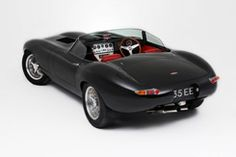 The eagle speedster, Jag E-Type in modern flesh and bones...and also 5 times the original in cost....bt a stunner nonetheless