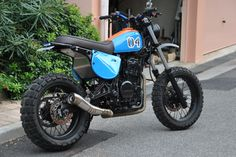Honda dominator nx project # 4 by eyss-corp