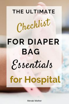 Get Your Free Hospital Bag Checklist for Labor. Find out all the hospital diaper bag essentials for newborns, moms and birthing partners. Birth Hospital Bag, Packing Hospital Bag, Hospital Bag For Mom To Be, Hospital Bag Essentials, Diaper Bag Essentials, Hospital Bag Checklist, Newborn Essentials, Diaper Bag Checklist, Baby Kicking