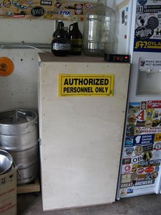 Fully Temperature Controlled Fermentation Chamber for about $200 - Home Brew Forums