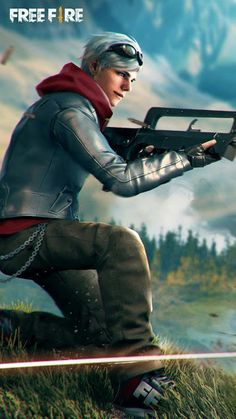 Free Fire Personagens Wallpapers para Celular e PC – Best of Wallpapers for Andriod and ios Wallpapers Games, Gaming Wallpapers, Joker Wallpapers, Games Images, Hd Images, Wallpaper Free Download, Wallpaper Downloads, Logo Esport, Free Avatars