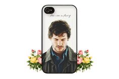 Eat the Rude Hannibal NBC Fannibal iPhone 6 Case 4s 5 Case Will Graham Quote Hugh Dancy Mads Mikkelsen for iPhone or Samsung Galaxy S3