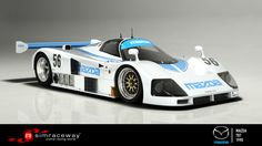 Based on the 767 and 767B racers that had been campaigned by Mazda in the 1988 and 1989 seasons, the 787 was a Group C sports prototype that formed the basis of the 787B -- the first, and only, Japanese-made car to triumph at the 24 Hours of Le Mans. To drive the racer that paved the way for a track legend, buy the Mazda 787 today on Simraceway.
