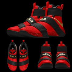 7bce6c9e173cb I designed this  NIKEID. What do you think  - Nike Zoom Lebron Soldier 10