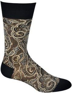 Ozone socks - Men's Paisley