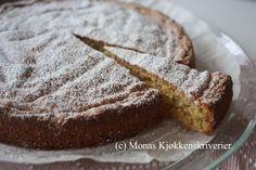 Denne kaken er så utrolig smakfull i all sin enkelhet - det er få, men gode ingredienser som står i sentrum. Jeg smakte en lignende k...