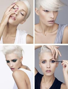 Scandinavian blonde - Hairstyles | Hair Photo -